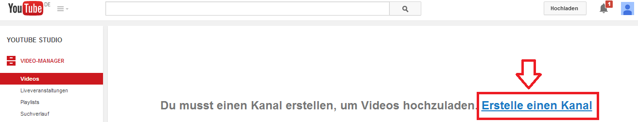 Youtube_Kanalerstellen_Meldung